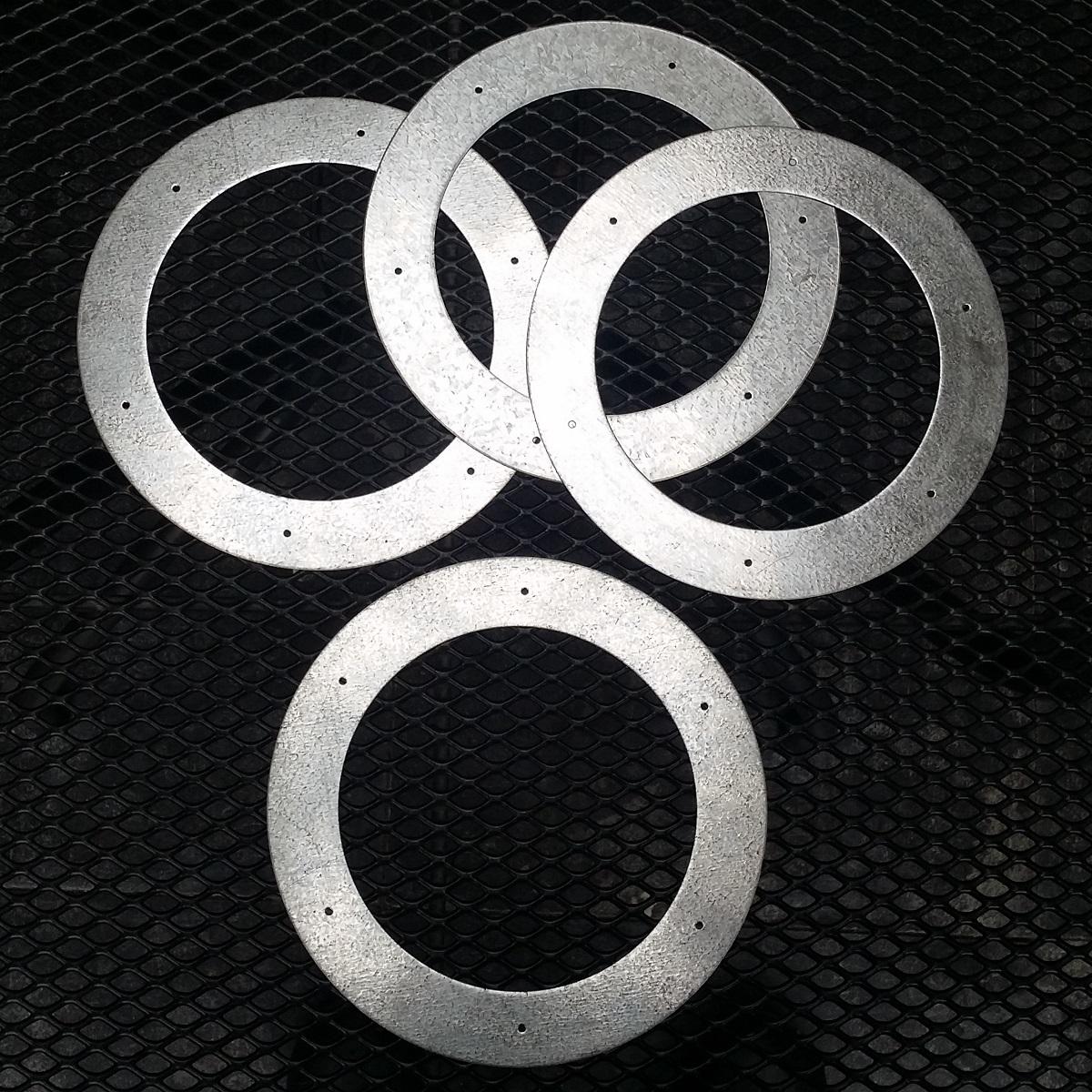 stalen ring 140 mm