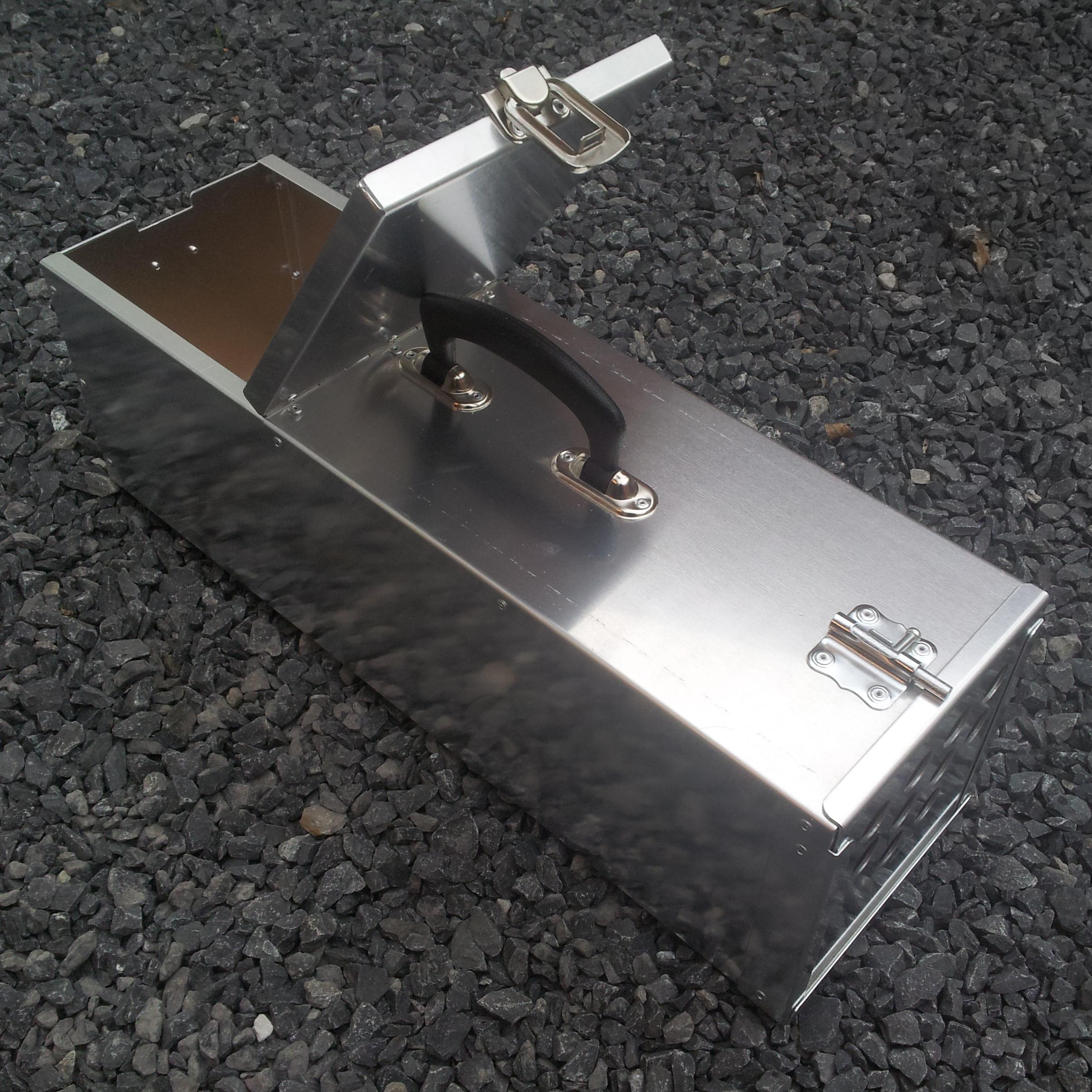 Transportbox 1) 500 x 150 x 150 mm