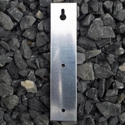 Ophanghaak 120 mm voor wand