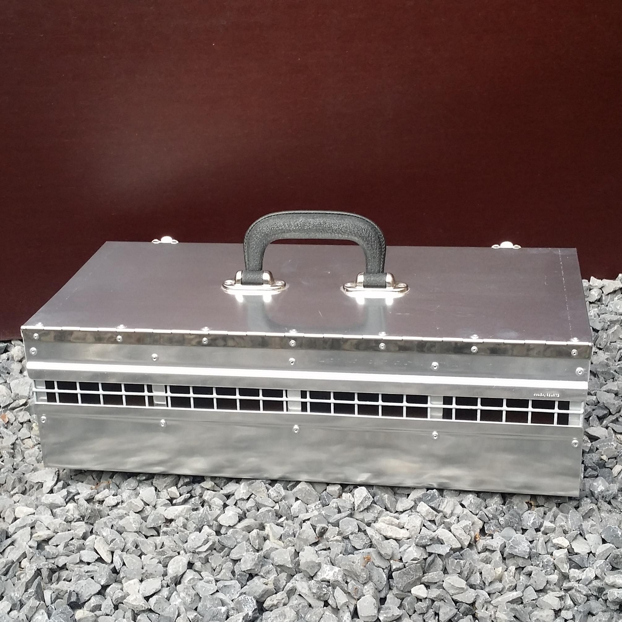 Transportbox 4) 440 x 220 x 120 mm