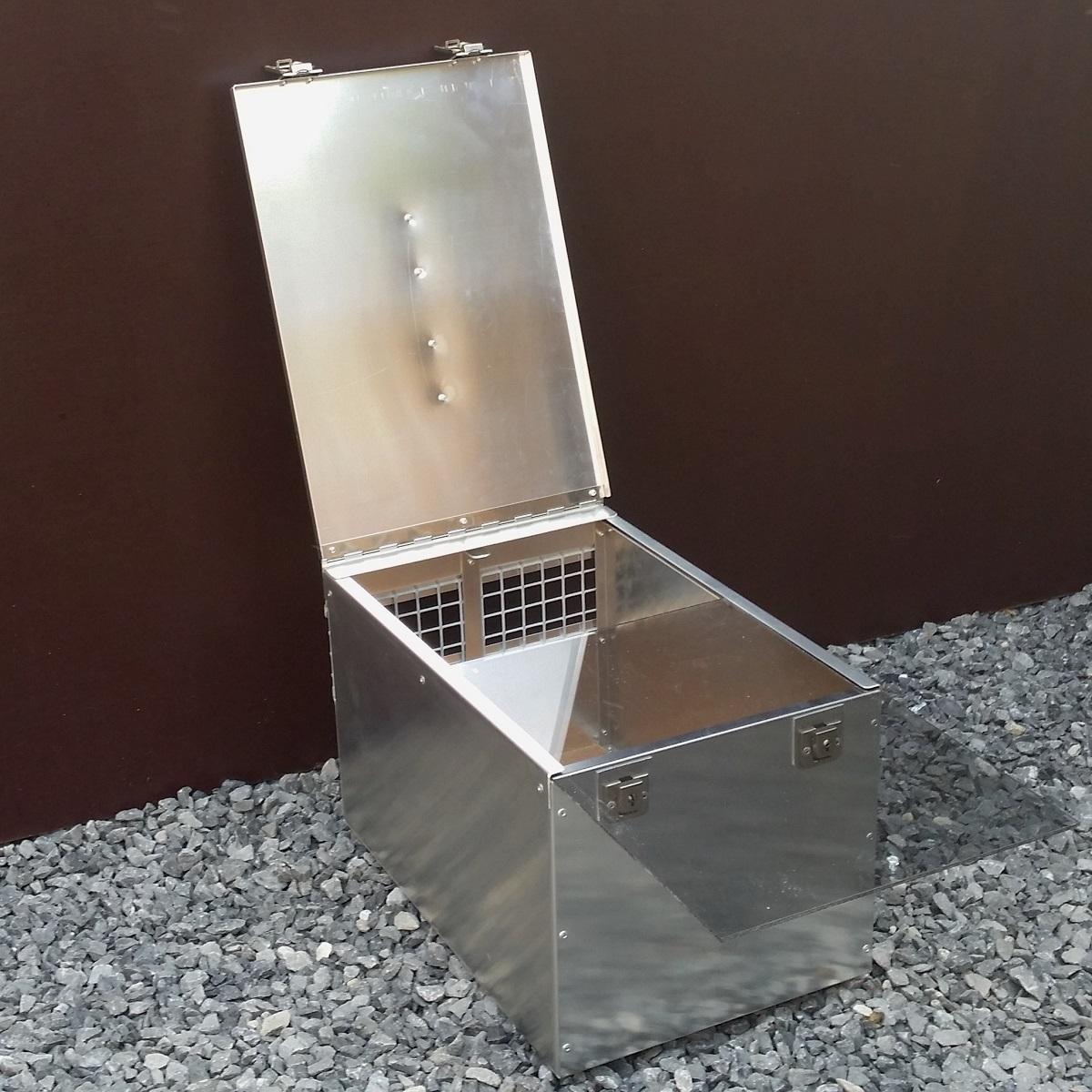 Transportbox 1) 250 x 370 x 220 mm
