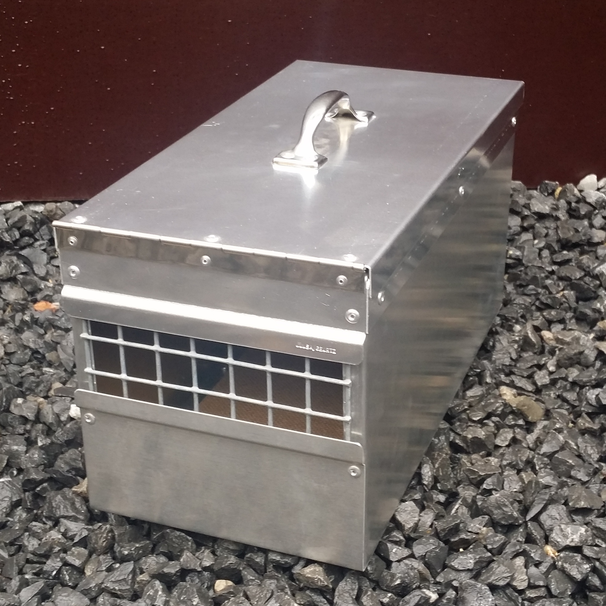 Transportbox 1) 150 x 310 x 150 mm