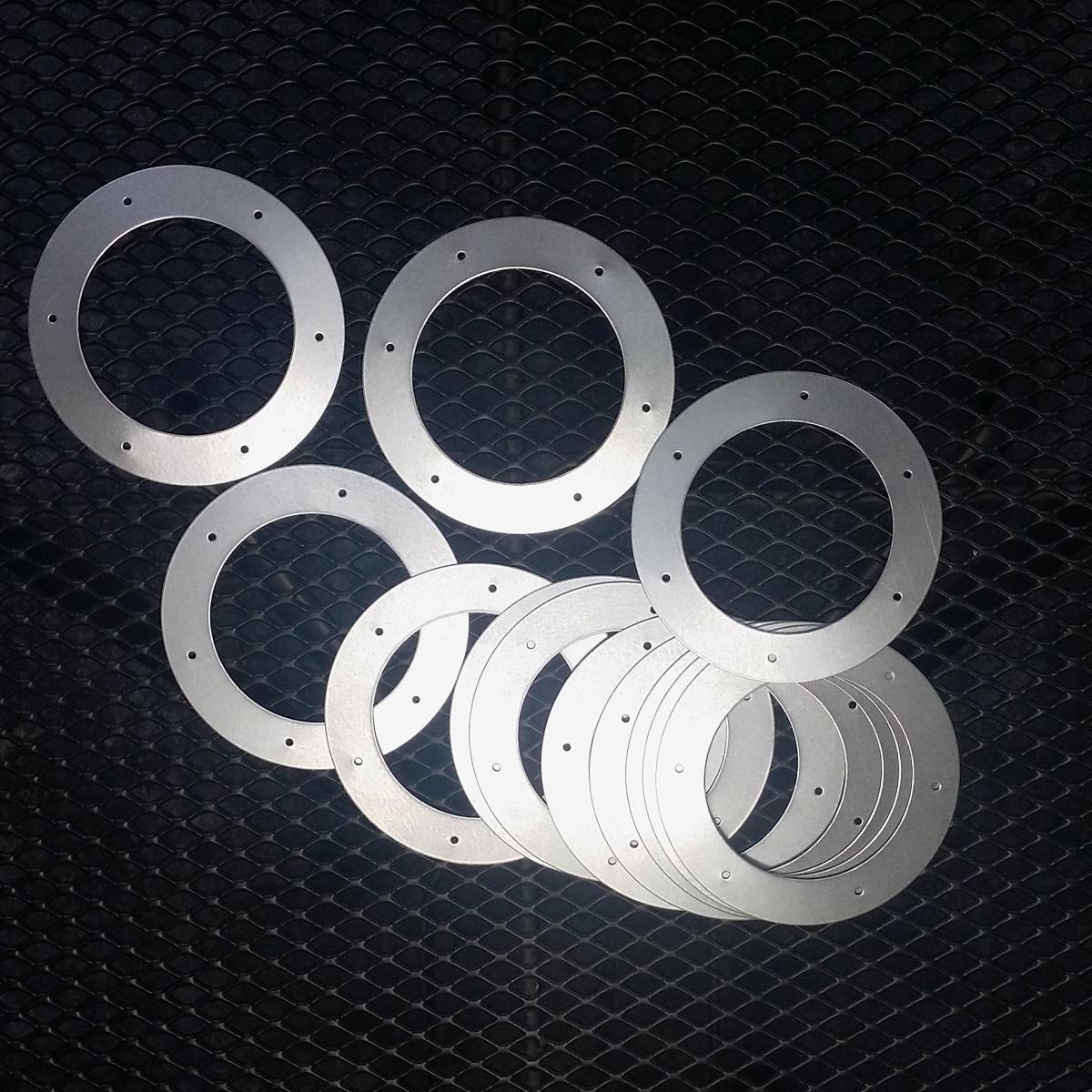 stalen ring 61 mm