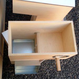 Broedblok 420 x 220 x 420 x 12 mm