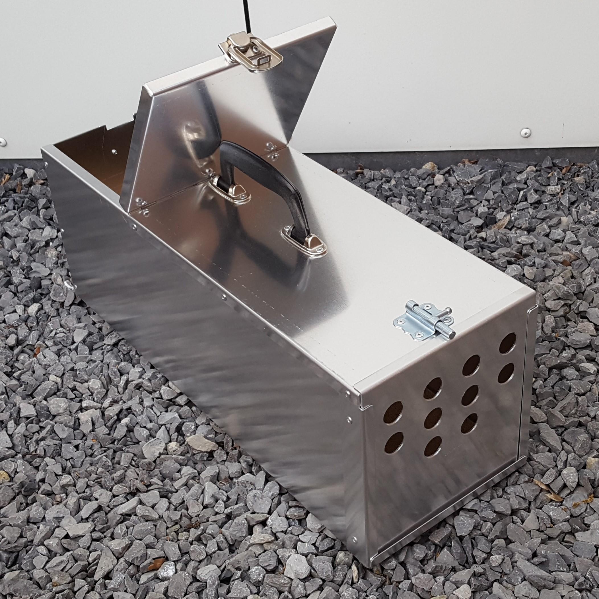 Transportbox 1) 500 x 180 x 180 mm