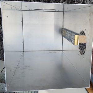 Broedblok 300 x 300 x 600 x 2 mm