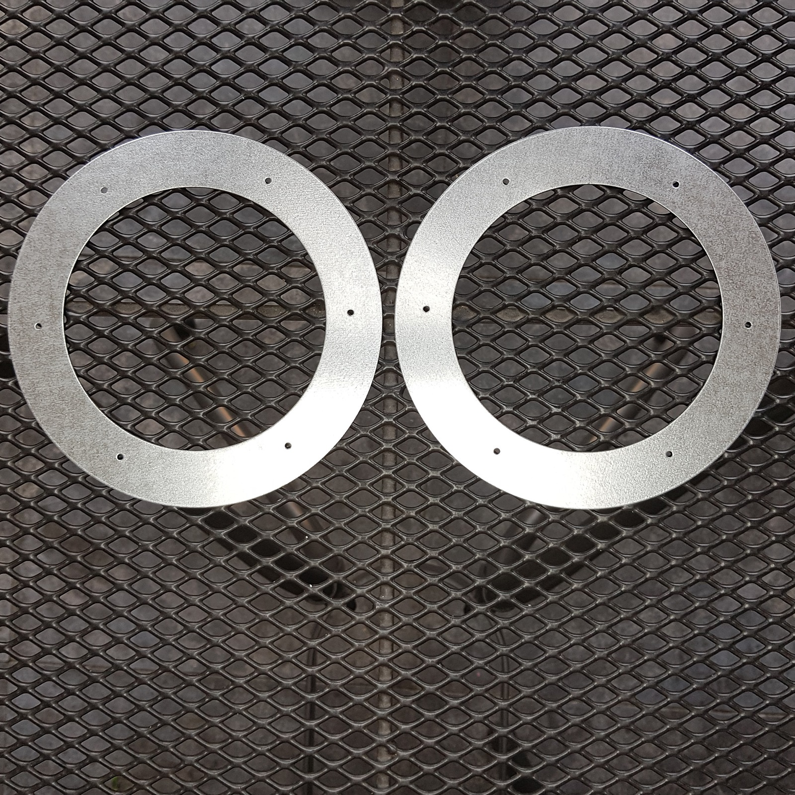 stalen ring 110 mm